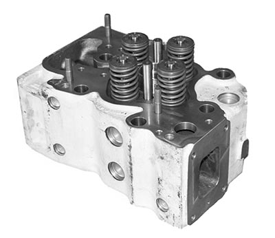 Perkins SEV1U cylinder head