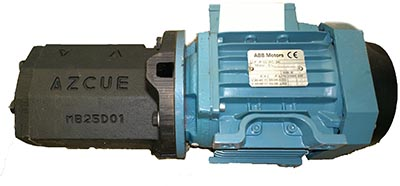 Azcue BT-MB-25D oil priming pump 7628215