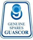 Genuine spare parts and service parts for Guascor FGLD, SFGLD and HGM engines